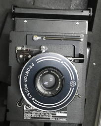 AGA AGEMA FLIR Polaroid camera back 107  [556 191 423]  相機背板