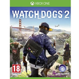 【電玩販賣機】全新未拆 XBOX ONE 看門狗2 -中文版- Watch Dogs 2