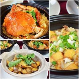 【台北】慶泰大飯店《金滿廳中式料理》- 豪華海鮮 - 四人套餐