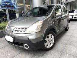 裕隆 Nissan  Livina 1.6L 2009年出廠 灰色 已售出!