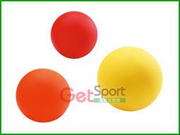 球型按摩球3顆入(3顆不同硬度/筋膜球/肌肉放鬆/激痛球/花生按摩球/聖誕節禮物)