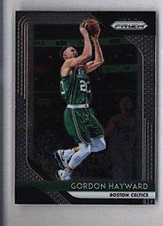 2018-19 Prizm #158 Gordon Hayward - Boston Celtics