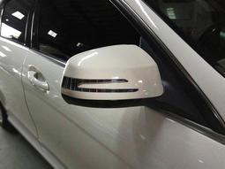 《※台灣之光※》最新型BENZ箭矢後視鏡LED方向燈蓋組W212 W221 W203 W204 W210 W211