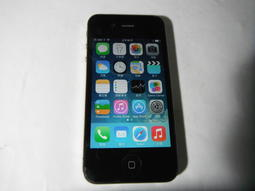iphone 4S A1387 黑色 16G