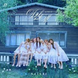 [ 親筆簽名預購 ] NATURE - 第三張單曲「NATURE WORLD CODE: M」韓版 計榜【全員簽名專輯】