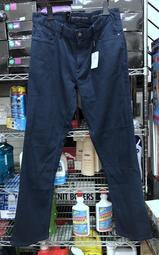 購Happy~專櫃品牌 Calvin Klein Jeans 男款彈性休閒長褲 藍 36*32