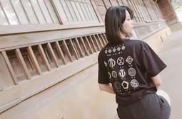 【聚珍臺灣x台湾維新】 台灣市章T-shirt  | 現貨