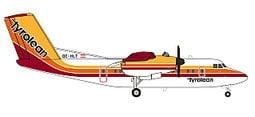 [預購]Herpa 1/200 559553 Tyrolean Airways De Havilland Canada DHC-7?