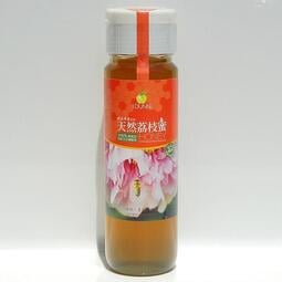 2020鮮採!100%天然荔枝蜂蜜1200g玻璃好用瓶 滋味芬芳 荔枝花蜜 荔枝蜜單一純蜜 100%台灣 契作無添加摻混