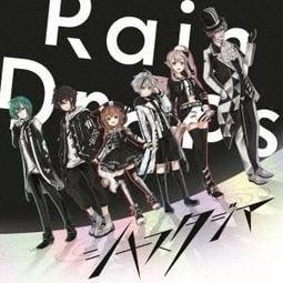 ★代購★ Vtuber Rain Drops 出道專輯「シナスタジア」初回盤B (2CD)