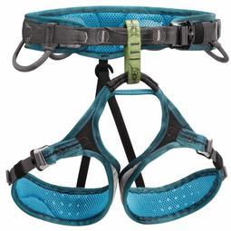 【CME Outlet】全新登山、攀岩專用 Petzl Luna 女生安全吊帶