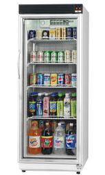 北中南送貨+保固服務))瑞興RS-S1014B 直立式冷藏櫃/單門 玻璃 冰箱320L~飲料/小菜/果汁/藥局用冰箱