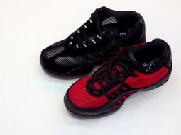[康美佳鞋城]2968黑色新款好穿方便手工氣墊休閒舞鞋35~~40超值特價$1300
