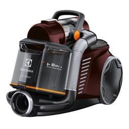 展示出清 Electrolux 伊萊克斯 歐洲原裝進口雙通道旋風集塵盒吸塵器 ZUF4303REM