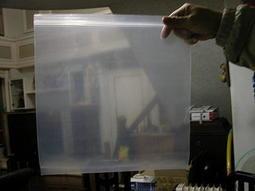 【張大韜黑膠小舖】黑膠唱片0.1mm厚夾鍊式外袋(外套)100個,清洗後更換最宜/黑膠唱盤必備