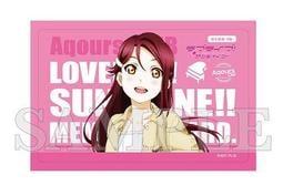 現貨 Aqours CLUB限定 2019會員證卡貼 Lovelive sunshine 高海千歌渡邊曜 悠遊卡