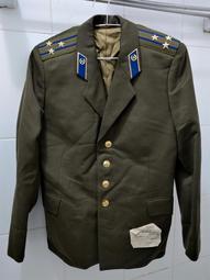 蘇聯  俄羅斯 M69條例 KGB 軍官上校常服 軍裝 冷戰 軍服 制服 克格勃 上衣 外套