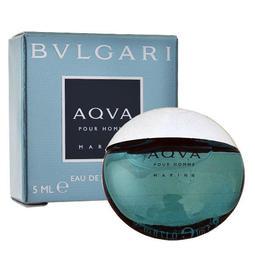 【Orz美妝】Bvlgari AQVA Marine 寶格麗 活力海洋能量 男性淡香水 5ML