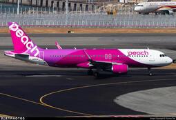 鐵鳥俱樂部 GeminiJets 1/400 樂桃航空 Peach A320 JA824P