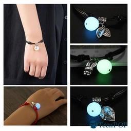 夜光手鍊手環 ATeenPOP 個性民族風 多款任選 情侶畢業生日交換禮物 AH7034