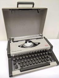 骨董 AEG Olympia 打字機/ Traveller de luxe 打字機