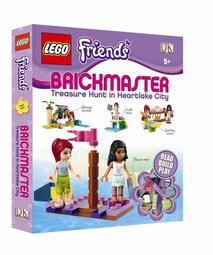(現貨在台) 樂高 Lego Friends: Brickmaster