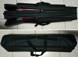 [BBG-YZL] 120 公分硬式營柱收納袋/漁具收納袋