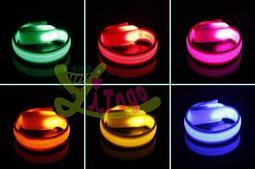 【愛團購】LED 路跑手環|發光手環|運動登山健行|LED光纖手環-長18cm寬2cm 89元 多色隨機出貨-量大可議價