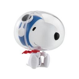 【QQ公仔物語】【NA298】【現貨滿千免運】Snoopy 大頭造型 環保扭蛋 宇宙宇航員 太空 單賣 太空史努比