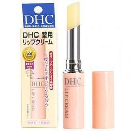 日本 DHC 純欖護唇膏1.5g 現貨108-2月日本購回