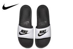 公司貨特價--耐吉NIKE BENASSI JDI男女拖鞋 輕便休闲鞋 夏季涼鞋 運動鞋 男拖鞋 女拖鞋