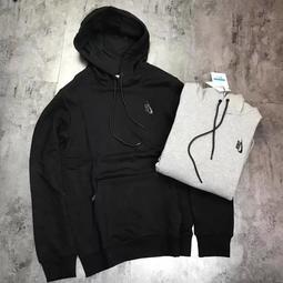 預購 NikeLab X Essentials Hoodie 連帽T恤 NIKE Lab 3D立體滴塑印花logo 豎標