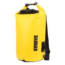 巴哈 BARHAR 簡易型可背負防水背包20升(黃色款)