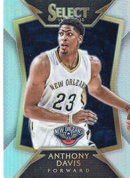 [SAMC] Anthony Davis 14-15 Select Prizms Silver 亮面