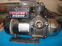 木川泵浦<流控恆壓>KQ200 **抽水機**(東元馬達)型式BETZPR-KQ200*1/4HP*3405RPM