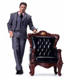 ((紅兵模型收購寄賣中心))  1:6 兵人 高質感 沙發椅 椅子 板凳 12吋人偶專用 現貨