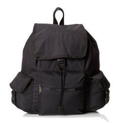 LeSportsac 7839 正品 熱銷款 防水 媽咪包媽媽包 後背包 黑色 賣場另有多款配色 請搜尋參考 美國