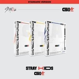 [ 親筆簽名預購 ] STRAY KIDS - 第一張正規專輯「GO生」普通版 韓版 計榜【全員簽名專輯】