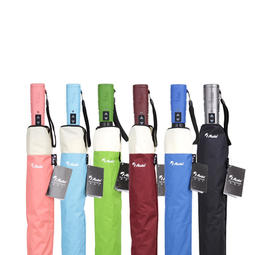 iAuto 電動傘雙色系-25吋直傘