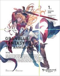 (取貨付款免訂金) DVD 碧藍幻想 第二季 (1)~(7) 附特典序號 完全生產限定版,日空版,非BD