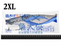 1D1B【魚大俠】FH226特選HR挪威鯖魚片(約200g±5%/片/無紙板)2XL