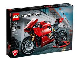 【積木樂園】樂高 LEGO 42107 TECHNIC Ducati Panigale V4 R