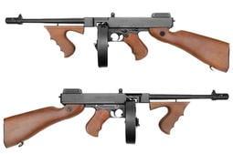 【翔準軍品AOG】芝加哥打字機 M1928 衝鋒槍 二戰  湯普森衝鋒槍  電動槍
