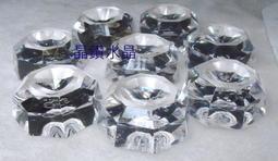 『晶鑽水晶』壓克力球座架~底座架 直徑4.5公分 大約放置40mm~55mm圓球
