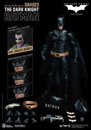 杯麵!# 第三季預購免運! 野獸國 DAH-023 黑暗騎士 蝙蝠俠 可動完成品