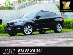 毅龍汽車 BMW X6 35i M版 跑少 抬頭顯示器 吸門 環景 選配極豐富