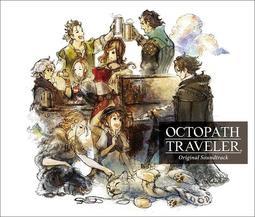 (代訂)4988601466103 八方旅人 OCTOPATH TRAVELER 遊戲原聲帶 OST
