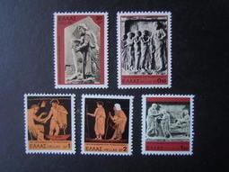 希臘1977「古希臘故事」5全