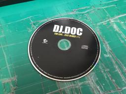 二手裸片 CD DJ. DOC :THE LIFE...DOC BLUES 5% <Z38>