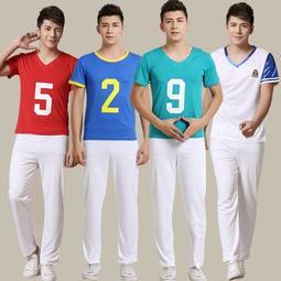 少女時代男啦啦隊服啦啦隊服啦啦隊服裝表演服啦啦操服裝舞臺